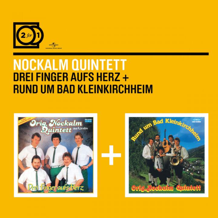 Drei Finger aufs Herz / Rund um Bad Kleinkirchheim