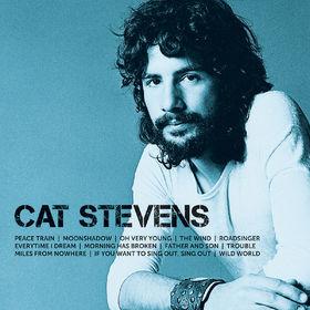 Cat Stevens, ICON, 00600753330425
