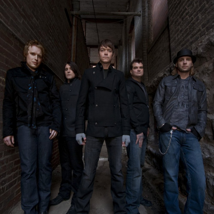 3 Doors Down Pressefoto 2/2011