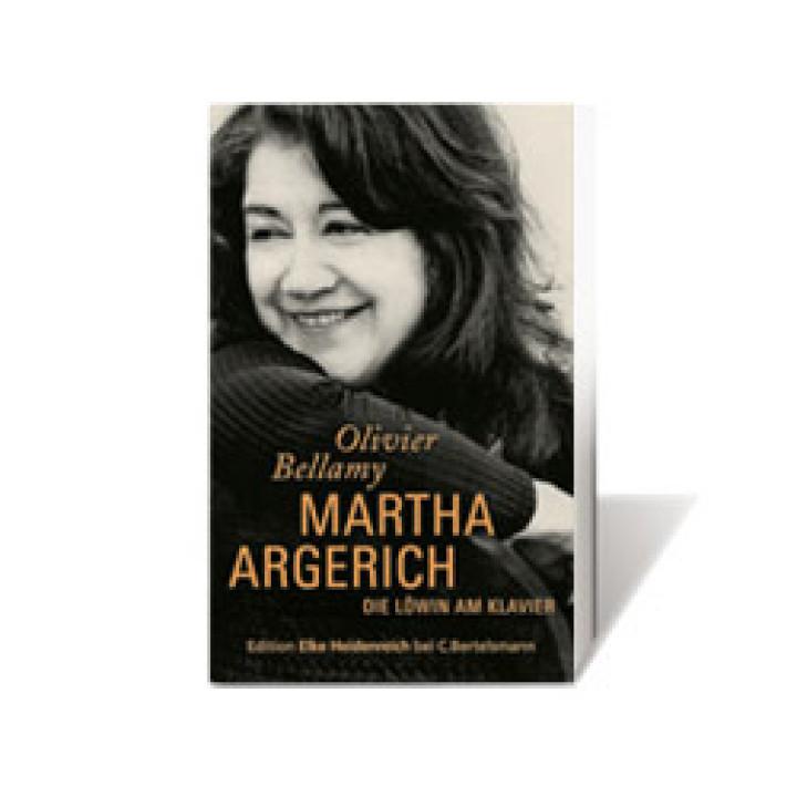 Biografie Martha Argerich © Random House
