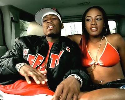 50 Cent, 50 Cent wird von weiblichem Stalker verfolgt