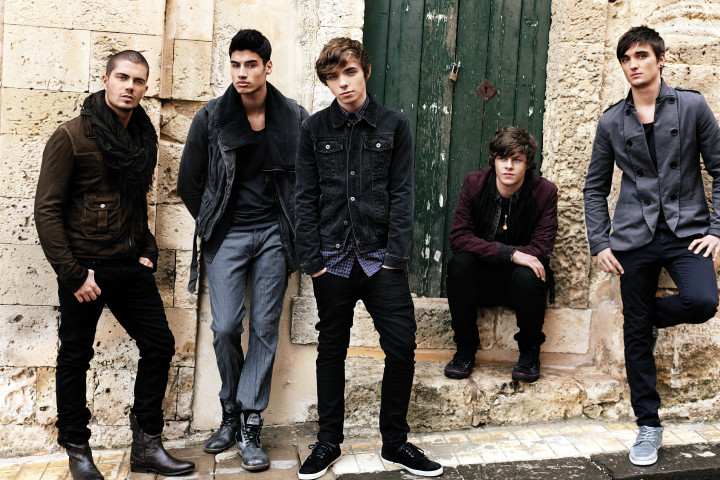 The Wanted 2011