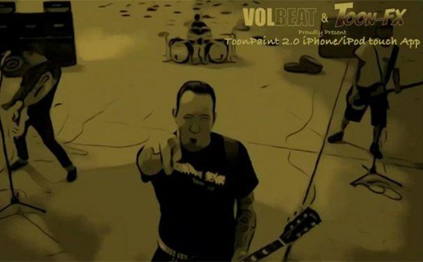 Volbeat, Volbeat & Toon-FX präsentieren ToonPaint 2.0