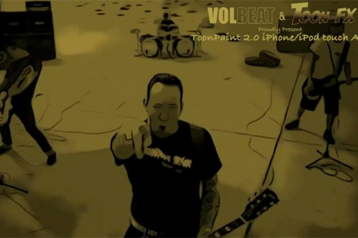Volbeat App