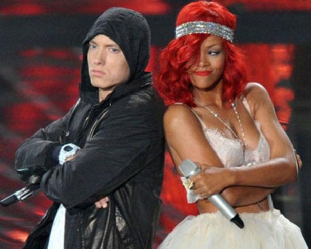 Eminem, Eminem & Rihanna führen die Billboard Awards an