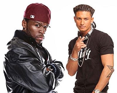 50 Cent, 50 Cent holt Jersey Shore's Pauly zur G-Unit!?