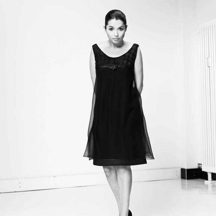 Celine Rudolph 2011 ©UMG / Gregor Hohenberg