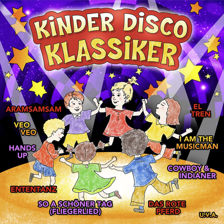 Kinder Disco Klassiker: Various Artists