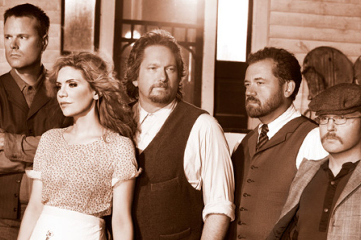 Alison Krauss and the Union Station
