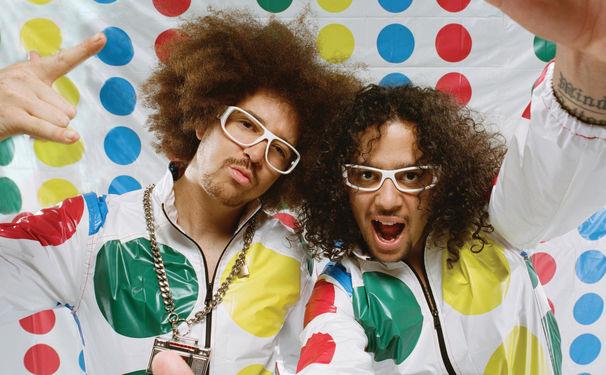 LMFAO, Ab Freitag zu haben: Album Sorry For Party Rocking