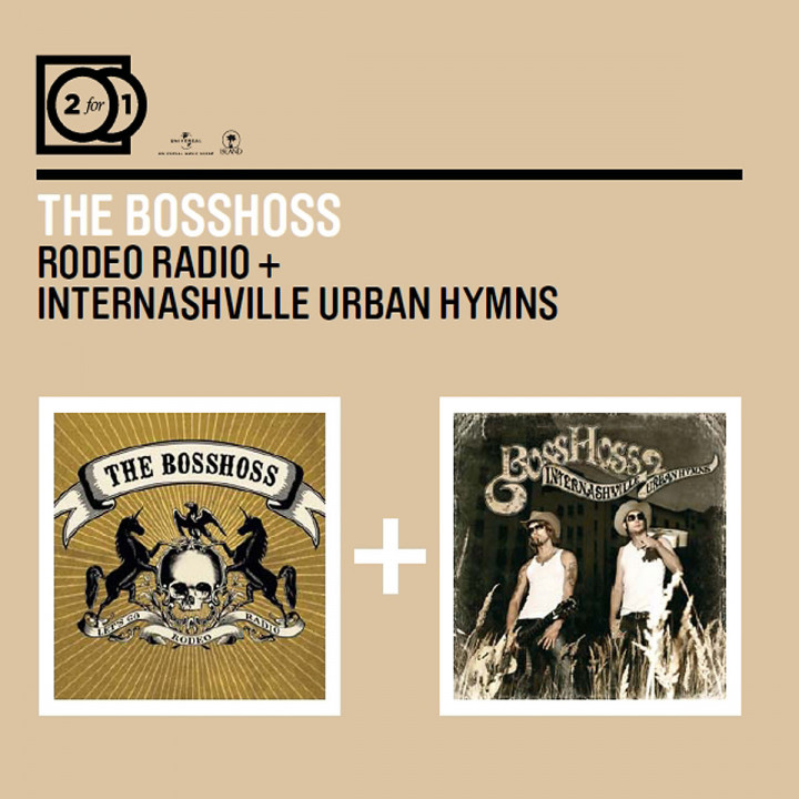 2 For 1: Rodeo Radio / Internashville Urban Hymnes