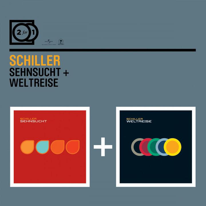 2 For 1: Sehnsucht / Weltreise