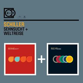 Schiller, 2 For 1: Sehnsucht / Weltreise, 00602527672168