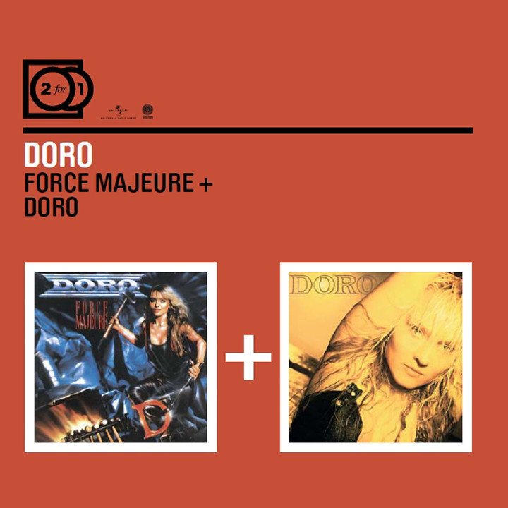 2 For 1: Force Majeur / Doro