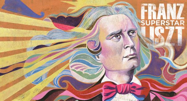 Franz Liszt, Stelldichein der Superstars - Die Doppel-CD Franz Liszt Superstar