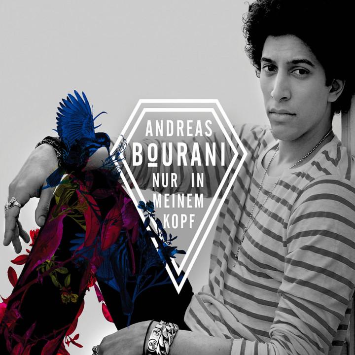 Nur in meinem Kopf (2-Track): Bourani, Andreas