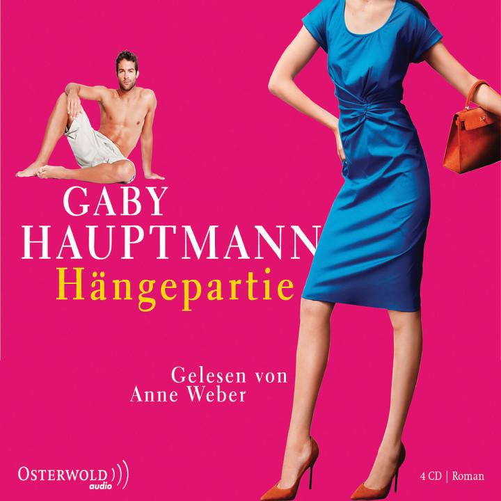 Gaby Hauptmann: Hängepartie: Weber,Anne