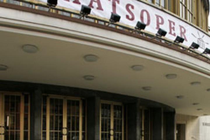 Die Berliner Staatsoper im Schillertheater © Thomas Bartilla