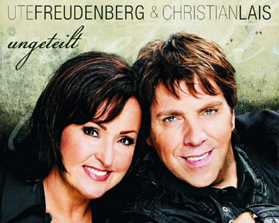 Ute Freudenberg & Christian Lais, Vom 26.04. - 02.05.2011 mit ihrer Duett-CD Ungeteilt auf Centerpromotion Tour!