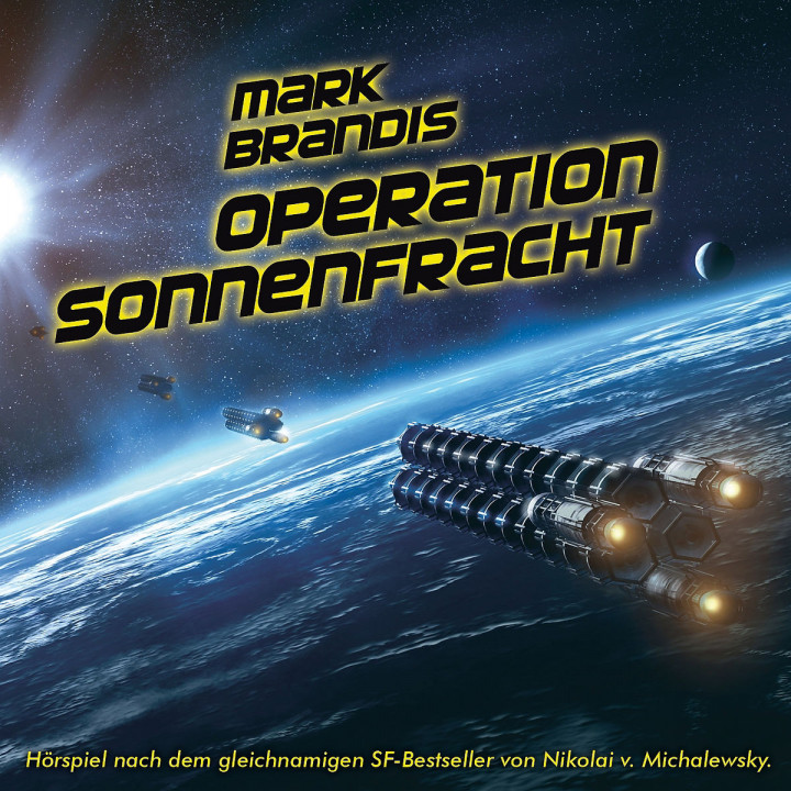 16: Operation Sonnenfracht: Mark Brandis