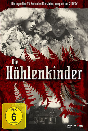 Die Höhlenkinder, Die Höhlenkinder - die komplette Serie (2 DVD), 04032989602629