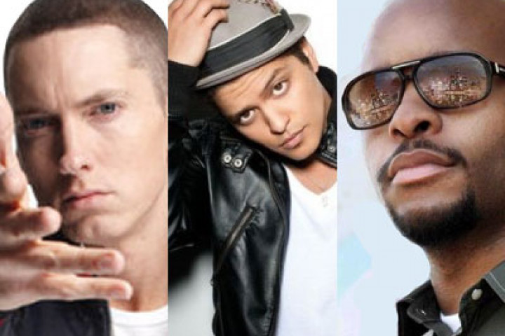 Eminem, Bruno Mars & Royce Da 5'9