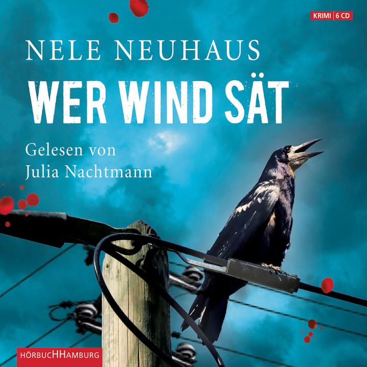 Nele Nauhaus: Wer Wind sät: Nachtmann,Julia