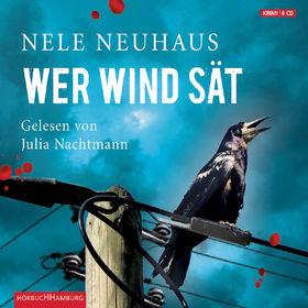Nele Neuhaus, Wer Wind sät, 09783899030549