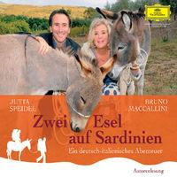 Jutta Speidel & Bruno Maccallini, Zwei Esel auf Sardinien