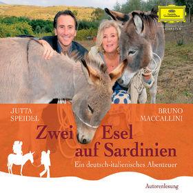 Jutta Speidel & Bruno Maccallini, Zwei Esel auf Sardinien, 00602527630960