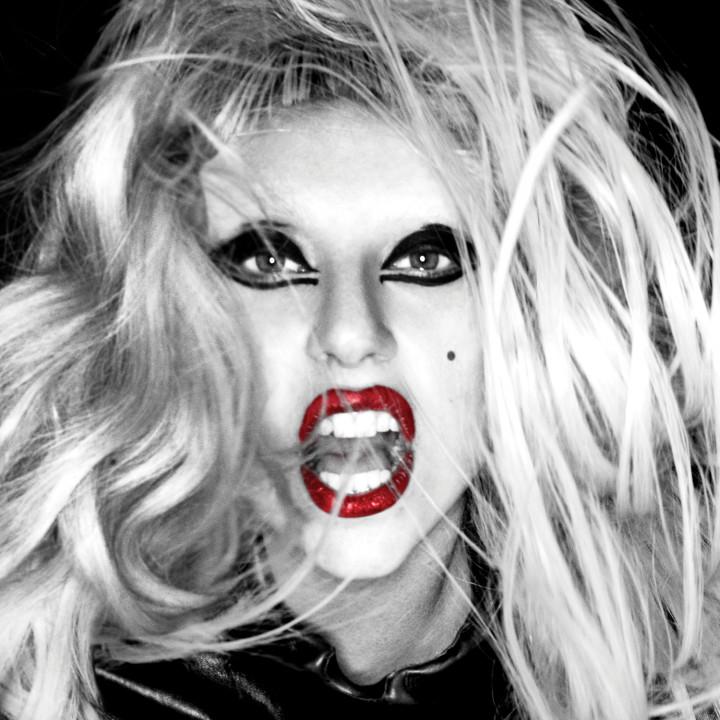Lady Gaga Pressefoto 4/2011