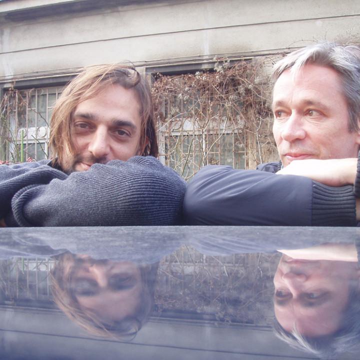 Ricardo Villalobos und Max Loderbauer ©Stefan Stern / ECM