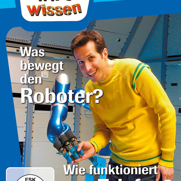 Was bewegt d. Roboter/Wie funktioniert d. Telefon: Willi wills wissen
