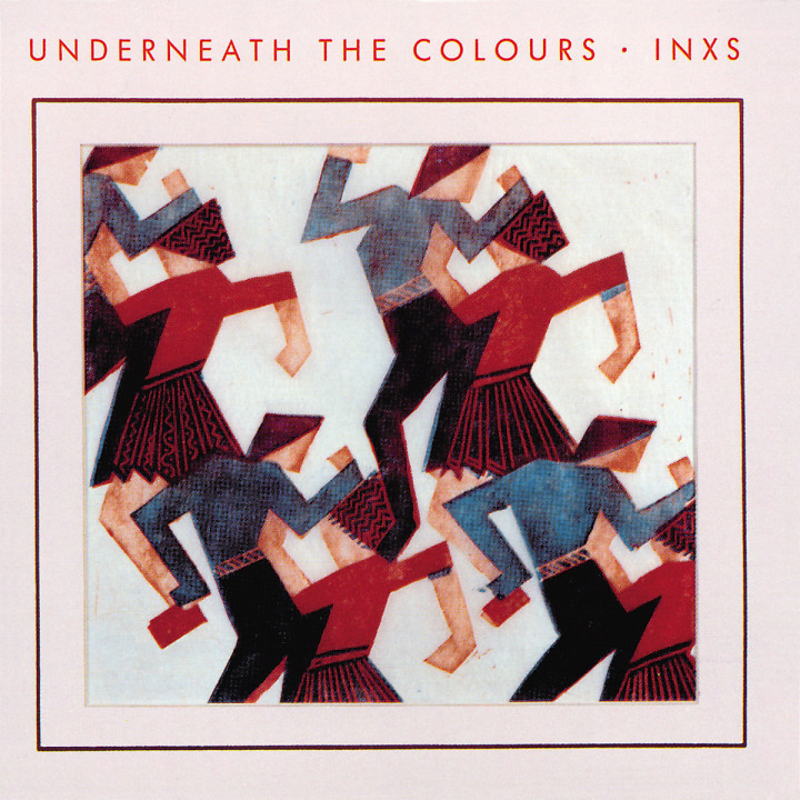 Underneath The Colours 2011 Remaster
