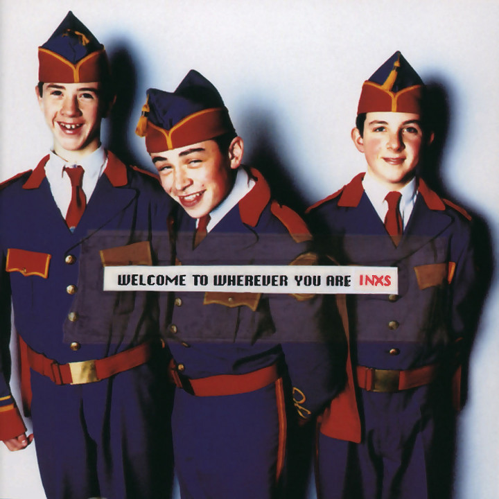 Welcome To Wherever You Are 2011 Remaster