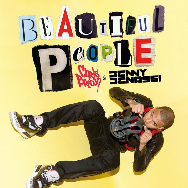 Beautiful People (2-Track): Brown, Chris & Benassi, Benny