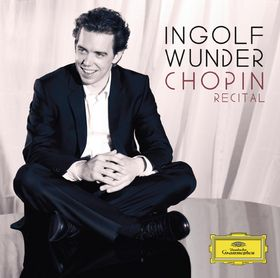 Ingolf Wunder, Chopin Recital, 00028947796343
