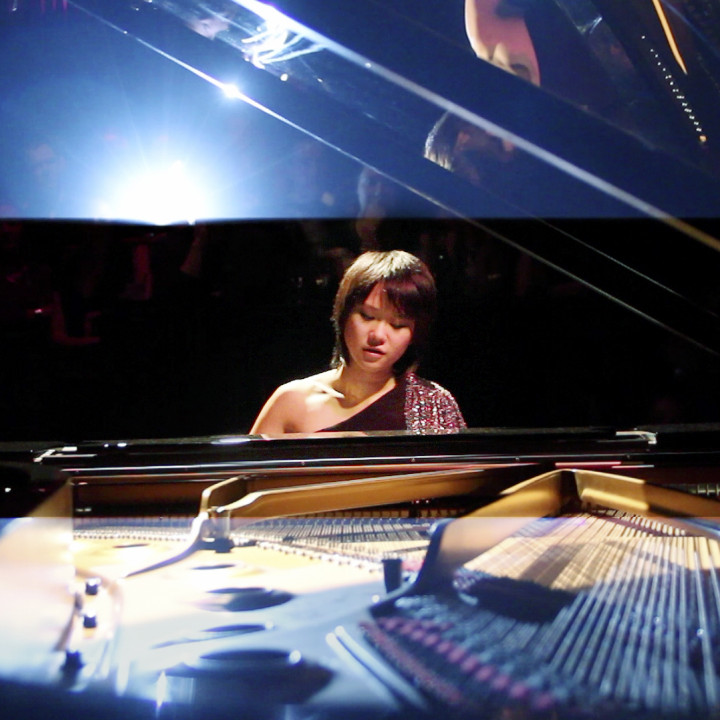 Yuja Wang @ Yellow Lounge 2011–05–12