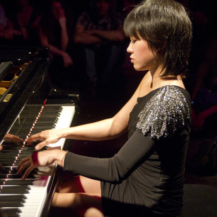 Yuja Wang @ Yellow Lounge 2011−05−12