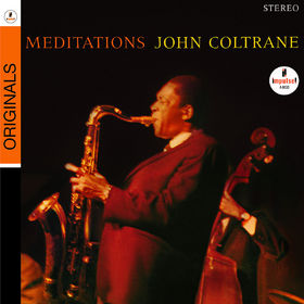 John Coltrane, Meditations, 00602517920378