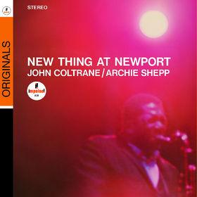 John Coltrane, New Thing At Newport, 00602517920392