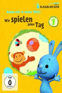 Kikaninchen, Komm mit in meine Welt! Die KiKANiNCHEN-DVD 1, 00602527689760