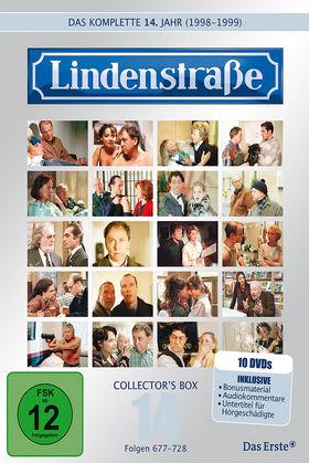 Lindenstraße, Lindenstraße Collector's Box Vol.14 - Das 14. Jahr, 04032989602636