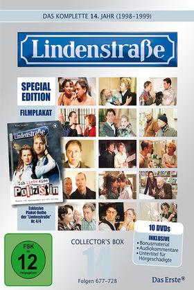Lindenstraße, Die Collector's Box Vol.14 - Das 14. Jahr (Ltd. Edition), 04032989602643