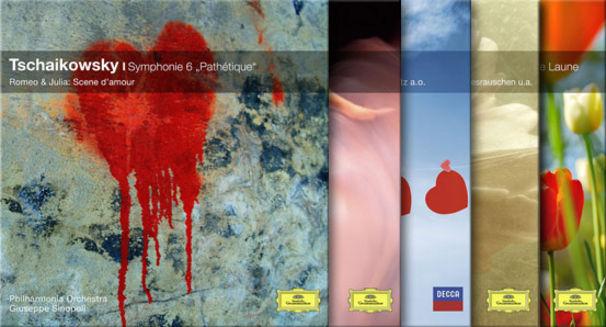 Classical Choice, Von Liebe bis Liszt: Classical Choice im Frühjahr