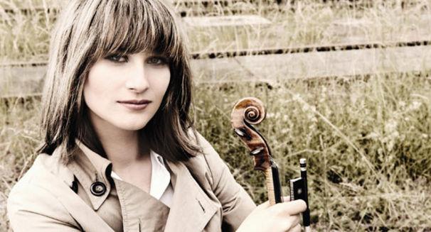 Lisa Batiashvili, Musik ist Heimat - Das Solo-Debüt der Geigerin Lisa Batiashvili