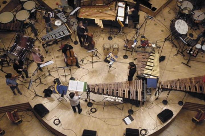 "Martin Grubingers ""Percussive Planet"" © backlight GbR - Konzert- und Tourneemanagement"
