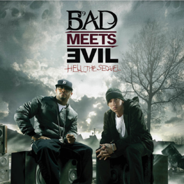 Bad Meets Evil Cover
