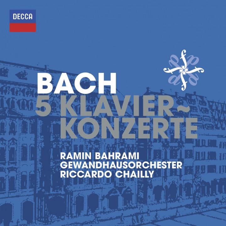 J.S. Bach: 5 Klavierkonzerte