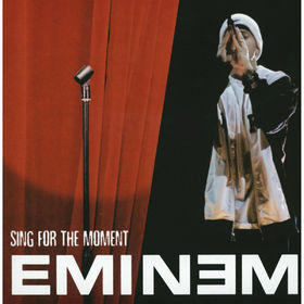 Eminem, Sing For The Moment, 00606949786229